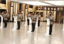 Kapolri Idham Lantik Irjen Fadil Imran Jadi Kapolda Metro Jaya.