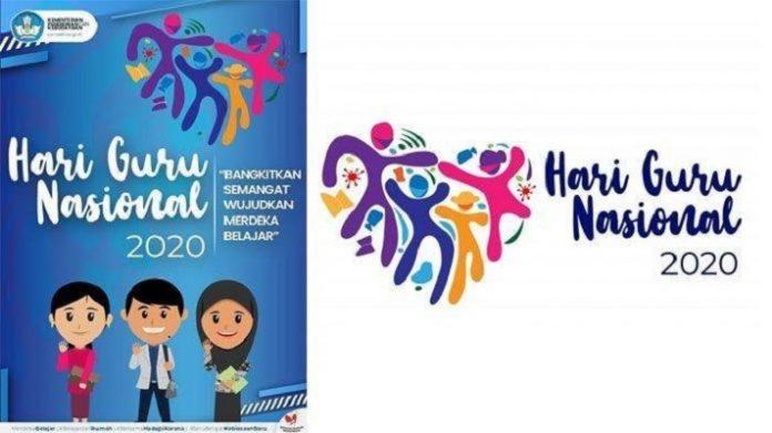 Ilustrasi Hari Guru Nasional.
