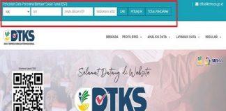 Cara Cek Bantuan UMKM, Buruan Login Web dtks.kemensos.go.id.