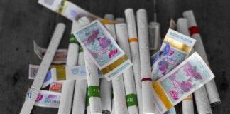 Harga Cukai Rokok Naik 12,5 Persen.