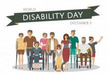 Ilustrasi Hari Disabilitas Internasional.