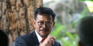 Syahrul Yasin Limpo(SYL).