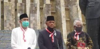Rochmat Wahab, Gatot Nurmantyo, dan Din Syamsuddin.
