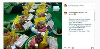 Viral Besek Pengajian Isi Uang Segepok.