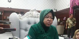 Menteri Sosial Tri Rismaharini (Risma).