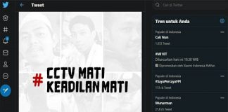 Trending #SayaPercayaFPI Menggema Terkait Tewasnya 6 Laskar FPI Ditembak.