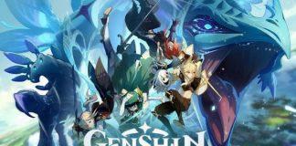 Game Genshin Impact.