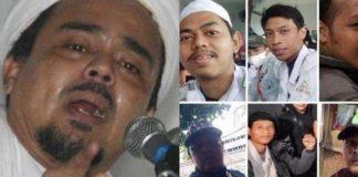 Habib Rizieq Shihab akhirnya angkat bicara soal insiden di Tol Jakarta-Cikampek yang menewaskan enam anggota Laskar Khusus FPI pada Senin (7/12) dini hari.