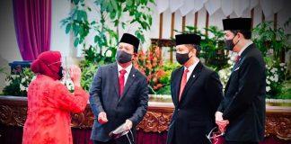 Para Menteri Baru Kabinet Indonesia Maju.
