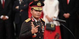 Kapolri Jenderal Pol Idham Azis.