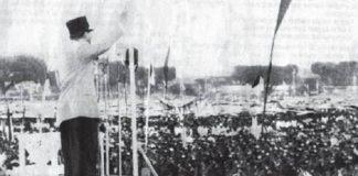 Presiden Soekarno Umumkan Pelaksanaan Operasi Trikora.
