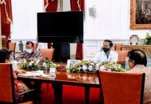 Presiden Jokowi Bertemu Pegiat Reforma Agraria Bahas Solusi Sengketa Tanah.