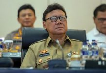 Menteri Pendayagunaan Aparatur Negara dan Reformasi Birokrasi (MenPANRB) Tjahjo Kumolo.