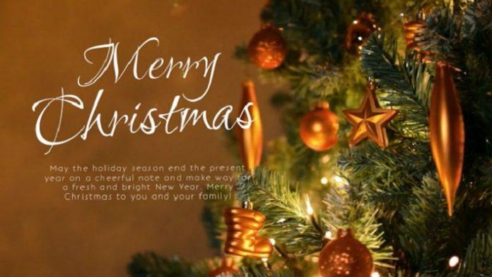 Daftar Kata-kata Ucapan Selamat Hari Natal untuk Keluarga dan Orang Tersayang Hingga Status Medsos.