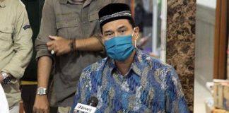 Sekretaris Umum Front Pembela Islam (FPI)Munarman.