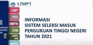 Cara Cek Kuota SNMPTN 2021.