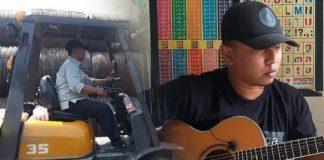 Alif Ba Ta, Gitaris Fingerstyle Indonesia yang Diakui Dunia.