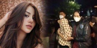 Viral, Video Artis Tania Ayu Ditangkap karena Kasus Prostitusi Online.