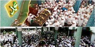 Meninggalnya Ulama Adalah Musibah Terbesar Bagi Umat Islam.