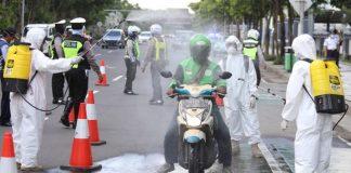 PSBB di Surabaya dan Malang, Berikut Harapan Driver Online.