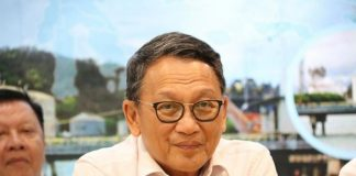 Menteri Energi dan Sumber Daya Mineral (ESDM) Arifin Tasrif.