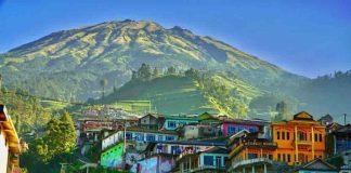 Destinasi Wisata Nepal van Java di Magelang.