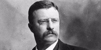Presiden ke-26 Amerika Serikat (AS) Theodore Roosevelt.